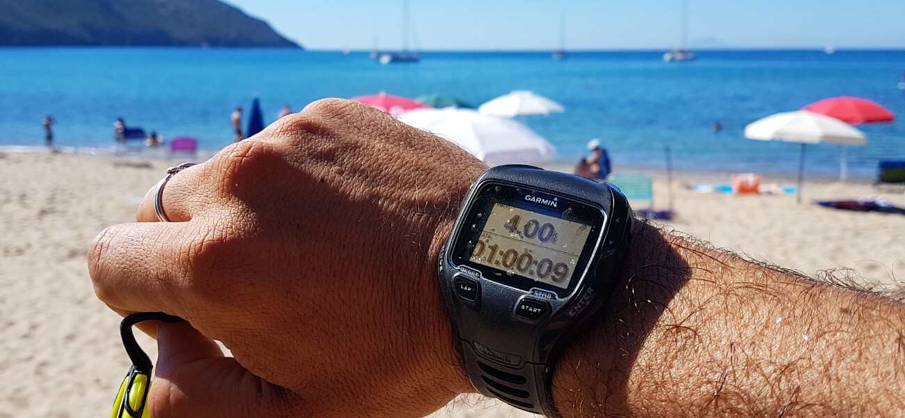 Lo Sport Watch GPS per il triatleta