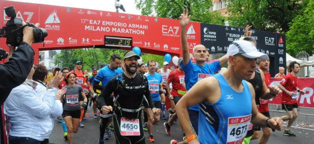 Oddio, devo correre una maratona tra 10 giorni?