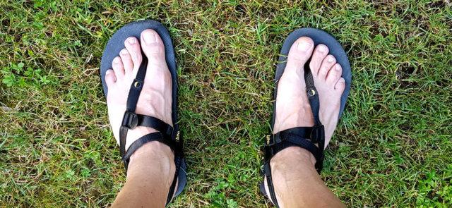 I sandali per correre come i Tarahumara