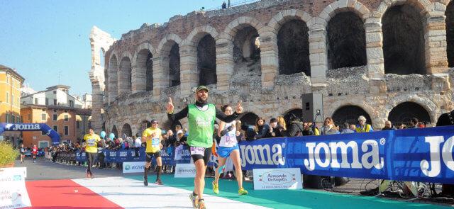 Il muro del maratoneta