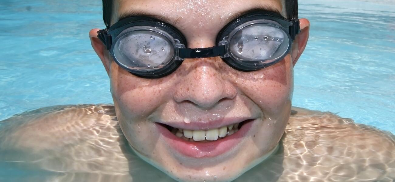 Come evito gli occhialini appannati?